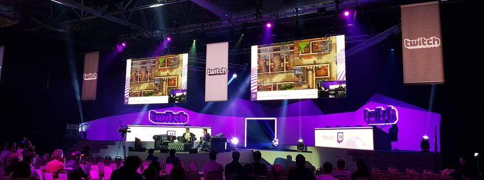 Twitch Live UK