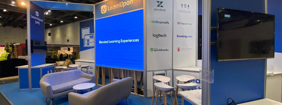 Learning Tech Booth