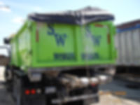 roll-off dumpster container, demolition container, dumpste service, container service, dumpster rental