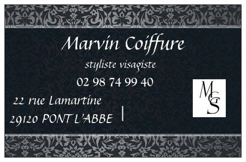 marvin coiffure