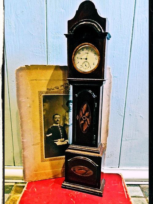 Victorian Pocket Watch Holder
