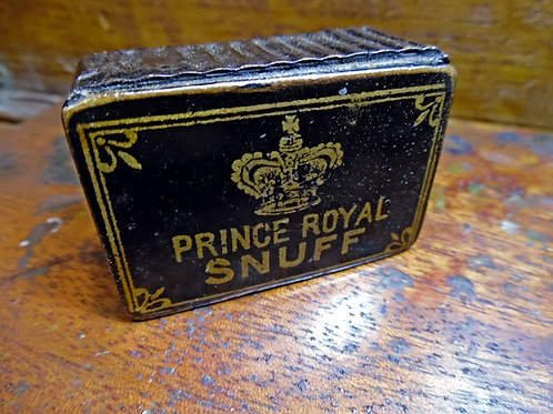 Prince Royal Snuff Box
