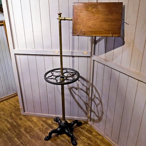 Antique Reading Stand
