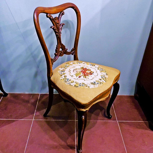 Victorian Rosewood Chair