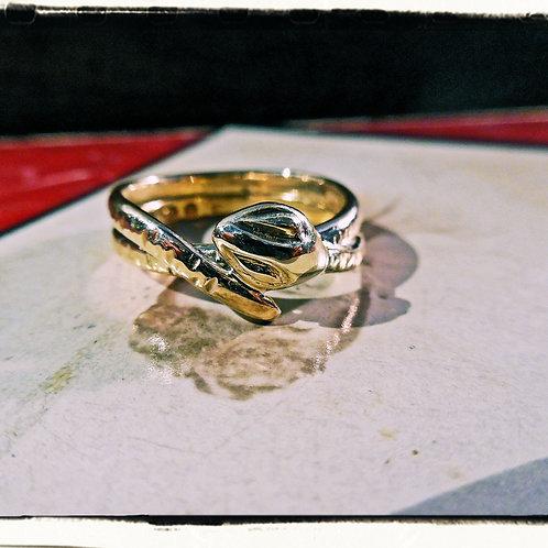 Victorian Snake Ring