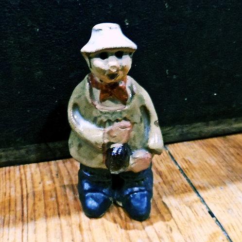 Tremar Pottery Figure