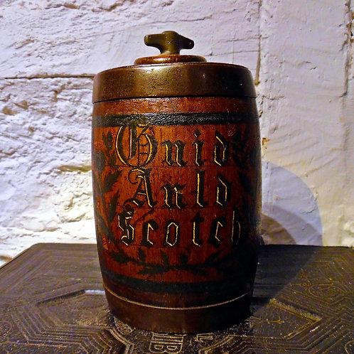 Victorian Spirit Flask