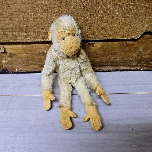 Vintage Mohair Monkey