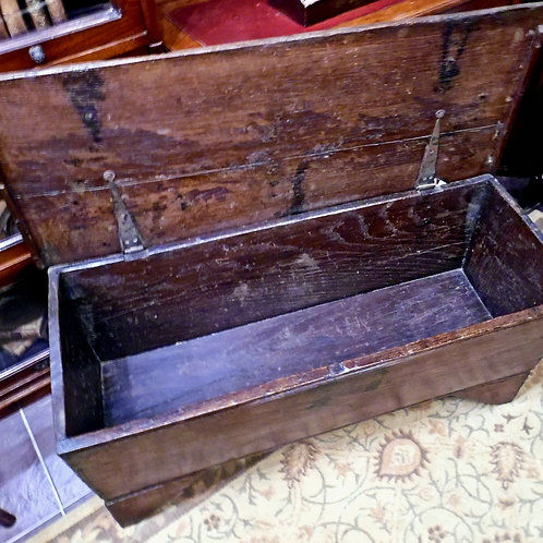 Antique Dough Bin