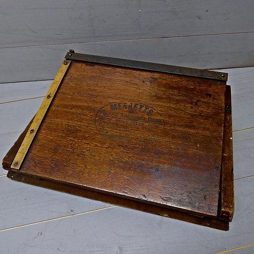 Vintage Merretts Desk Guillotine