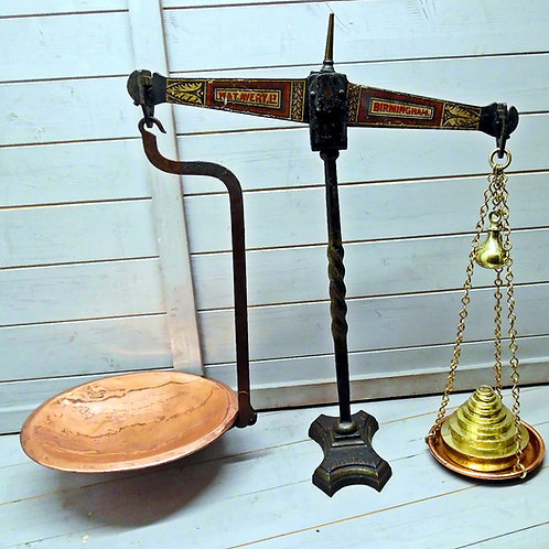 Antique Avery Balance Scales