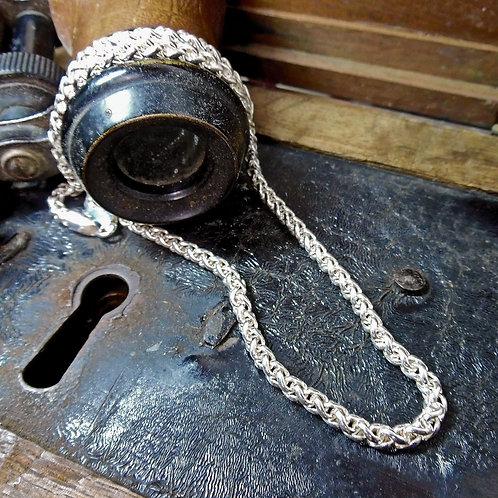 Silver Neck Chain