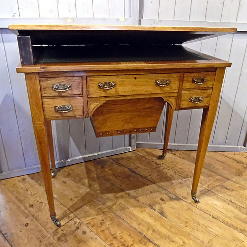 Victorian Work / Games Table