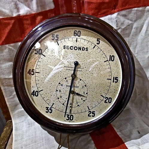 Vintage Smiths Wall Timer