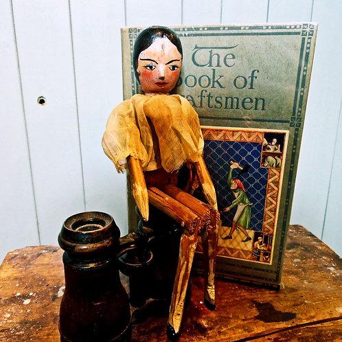 Grodnertal Doll