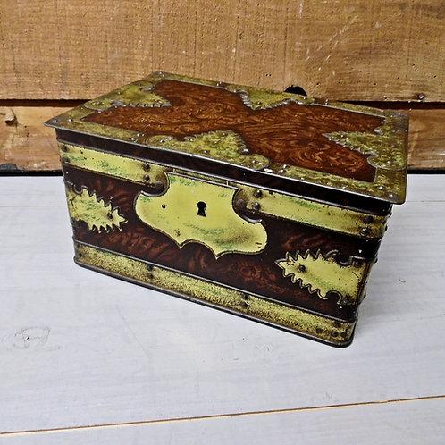 Antique Confectionary Tin