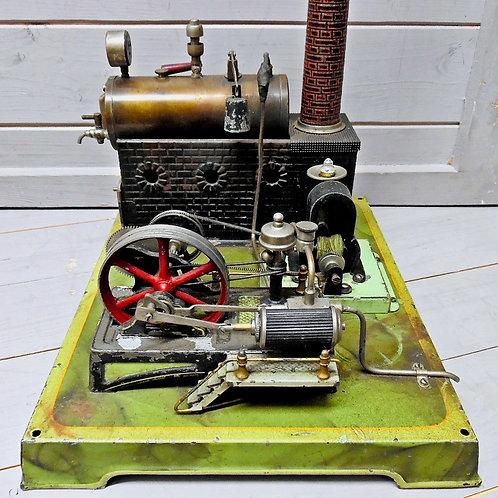 Vintage Live Steam Engine House