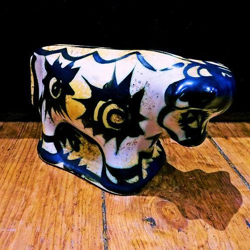 Newlyn Pottery Bull