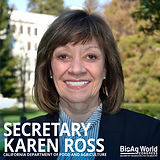 Secretary Karen Ross