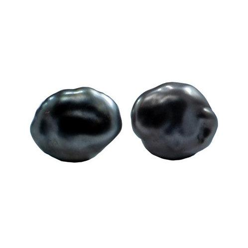 Cook Island South sea pearl studs