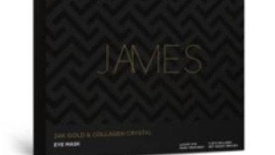 James Cosmetics Eye Gel Mask - Pack of 5