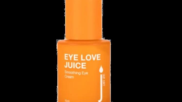 Eye Love Juice - Smoothing eye cream
