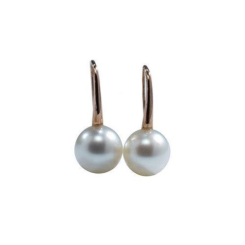 Australian South sea pearl earrings