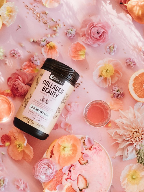Nutra Organics Collagen Beauty with Verisol