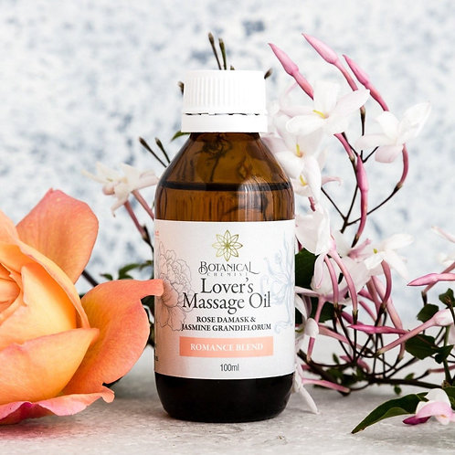 Massage Oil: Lover's Blend