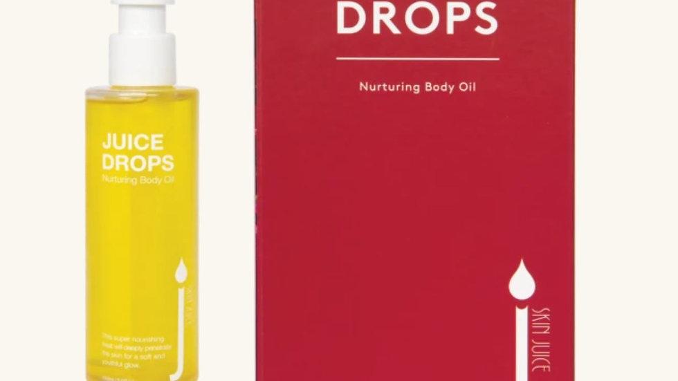 Juice Drops - Nurturing body oil