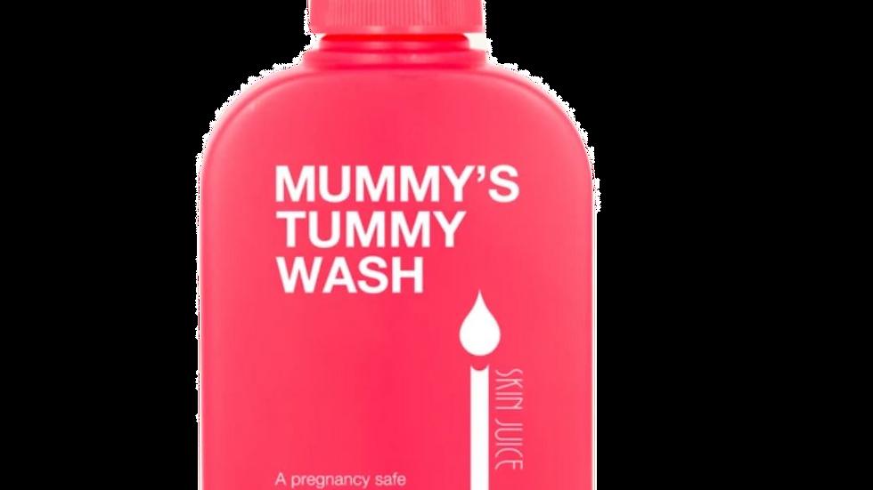 Mummy's Tummy Wash - Creamy body wash