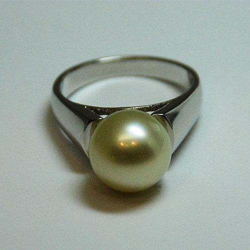 Australian South Sea pearl ring