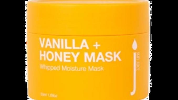Vanilla + Honey Moisture Mask