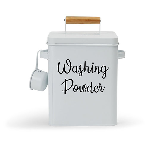 DIY Washing Powder Decal