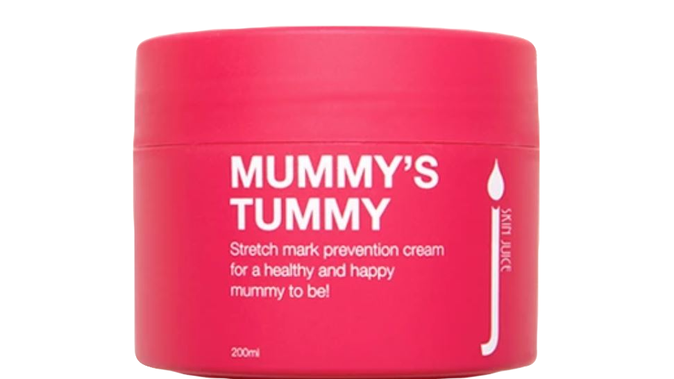 Mummy's Tummy Cream - Stretch mark prevention cream