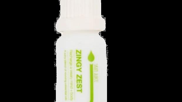 Zingy Zest - Energising essential oil blend