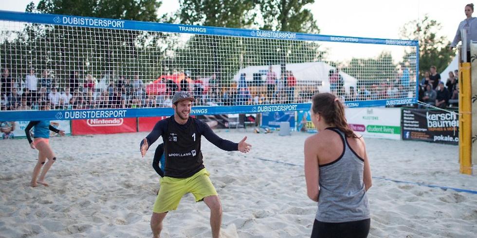Voranmeldung Beach Hobby Mixed Turnier #1 @ Beach Week am See
