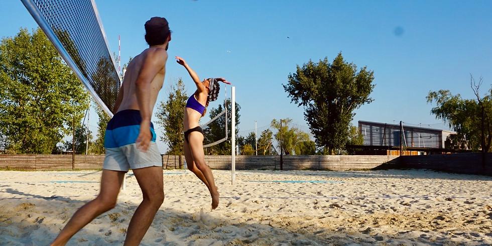 Damen Beachvolleyball Hobby Turnier - 24. April @ Neusiedl am See