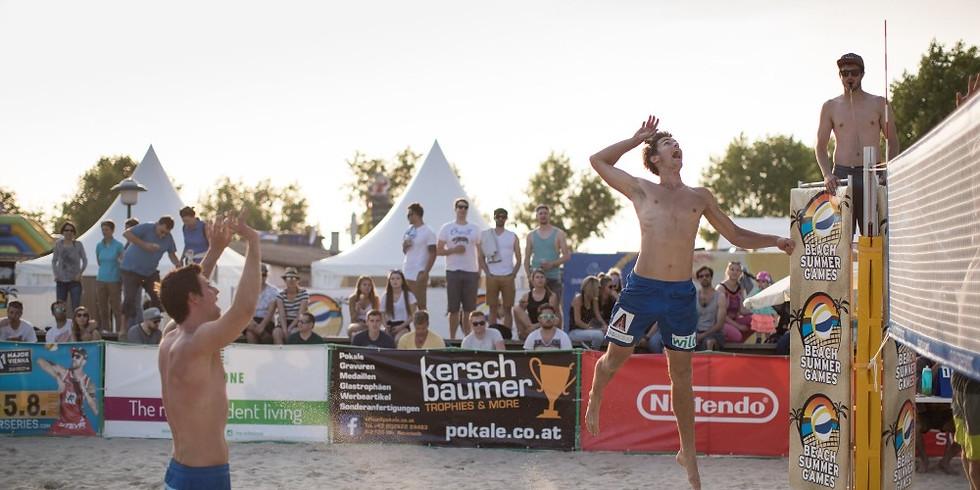 Voranmeldung Beach Hobby Herren Turnier @ Beach Week am See