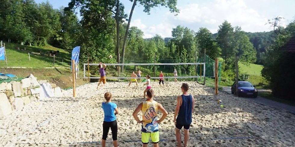 AUSGEBUCHT - Beachcamp am Bauernhof II
