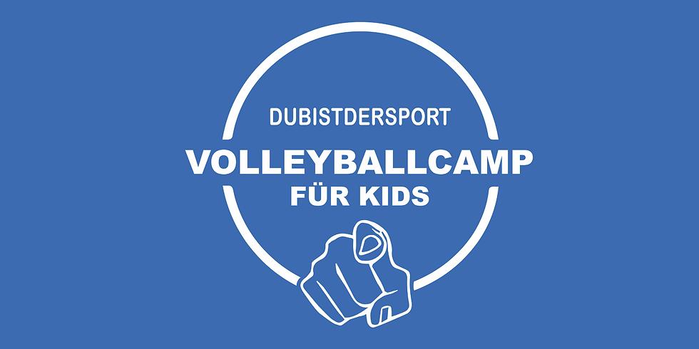 Kids Indoor Volleyball Camp - Osterferien 2021