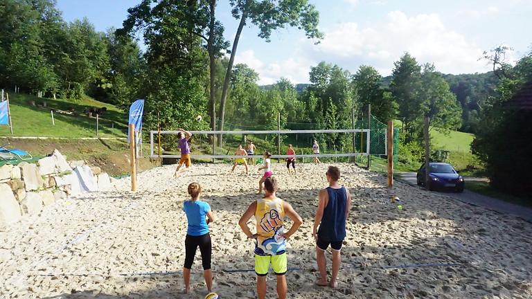 Beachcamp am Bauernhof 3 - August 2021