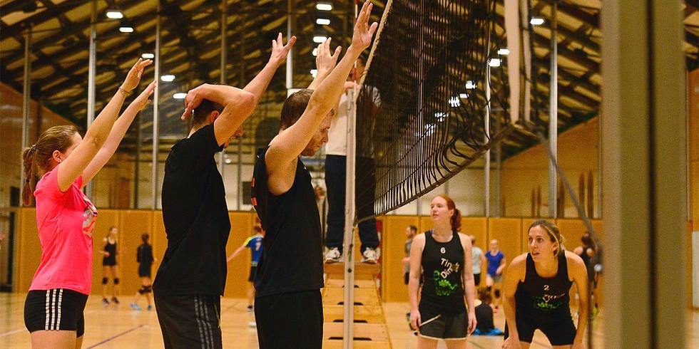 1. WAM Mixed Volleyball Masters WS 2020