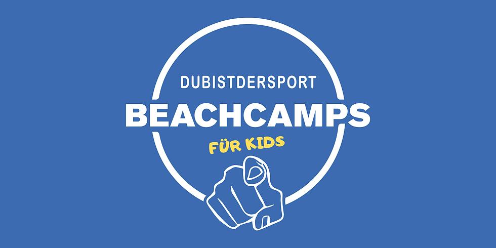 Kids Beachvolleyball Feriencamp Woche 4 - Sommer 2021