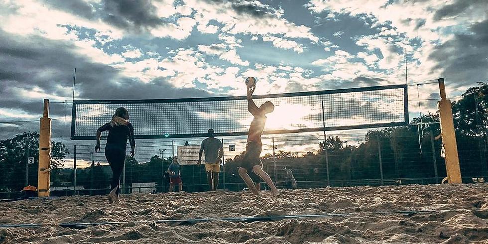 Herren Beachvolleyball Hobby Turnier - 3. Juli @ Postsportplatz