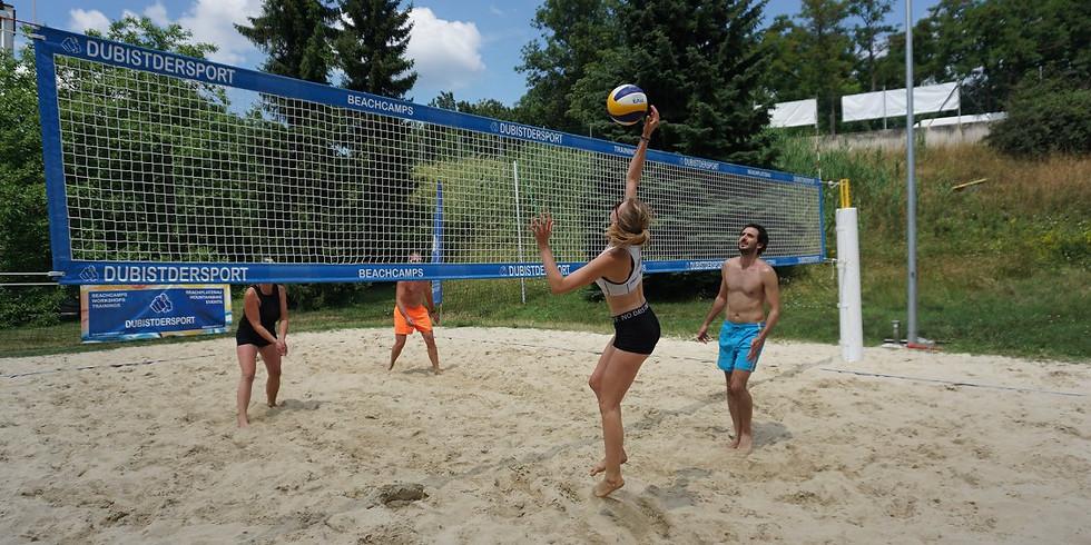 Beachvolleyball Herren Hobby Turnier @ Strandbad Gänsehäufel