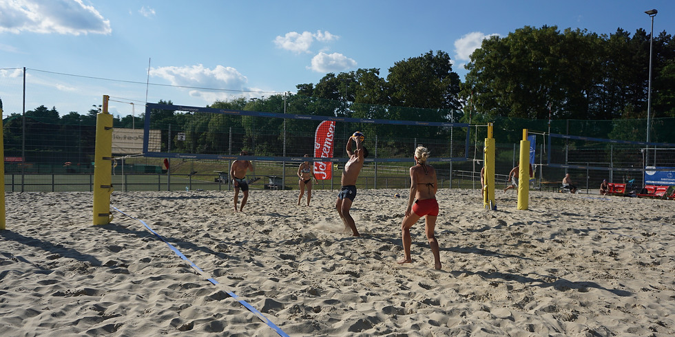 Beachvolleyball Hobby Mixed Turnier - 1. Mai @ Postsportplatz