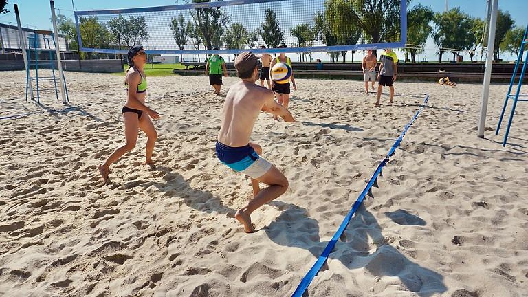Beachcamp Neusiedl @ Beach Week am See 2021