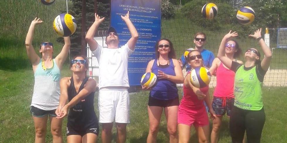Beachvolley Workshop @ 100 Tage Sommer - 12. Mai