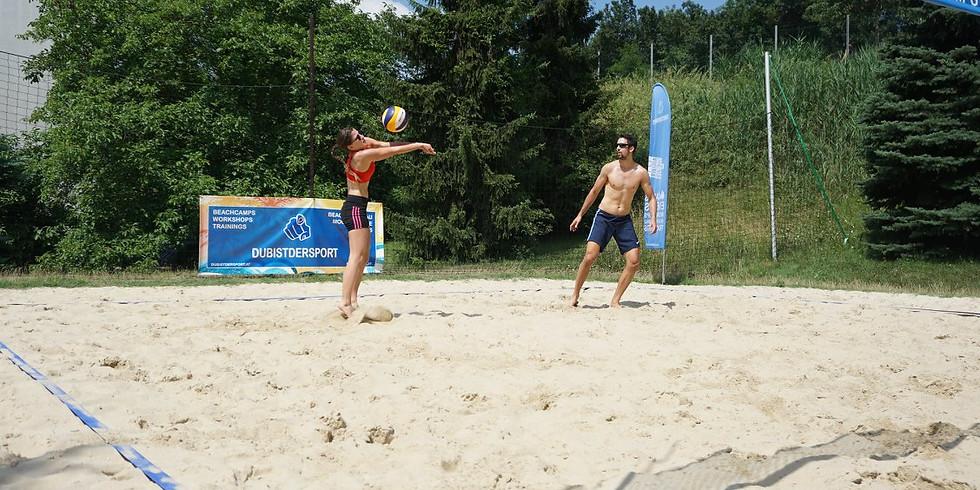 2. Decathlon Beach Hobby Mixed Turnier @100 Tage Sommer